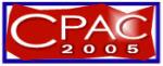 CPAC 2005 Bloggers