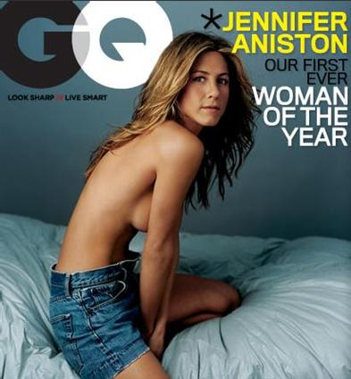 Jen nude for gq