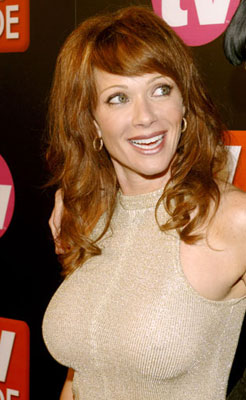 Lauren Holly at Emmys Party - Sept. 2005