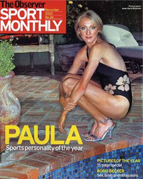 Was paula radcliffe pussy regret