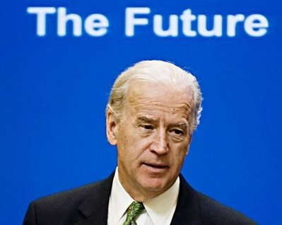 US Vice President Joe Biden speaks during a Middle Class Task Force meeting on the future of manufacturing at the Eisenhower Executive Office Building in Washington, DC. The US government on Wednesday said it plans to pour five billion dollars into fostering jobs growth in green technologies and clean energy. (AFP/Jim Watson)