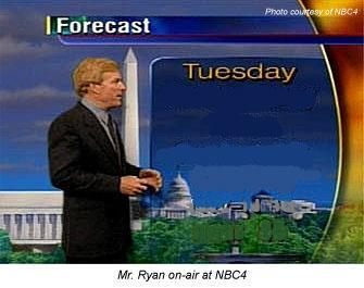 WRC (NBC4) Weatherman Bob Ryan Caption Contest