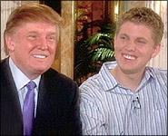 Donald and Eric Trump