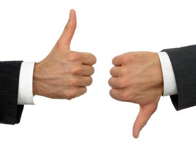 businessmen's hands