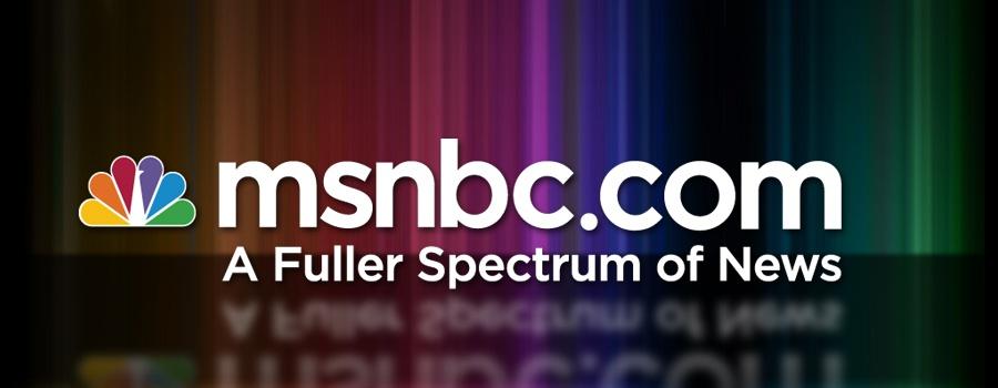 """MSNBC """"FULL"""" Spectrum"""