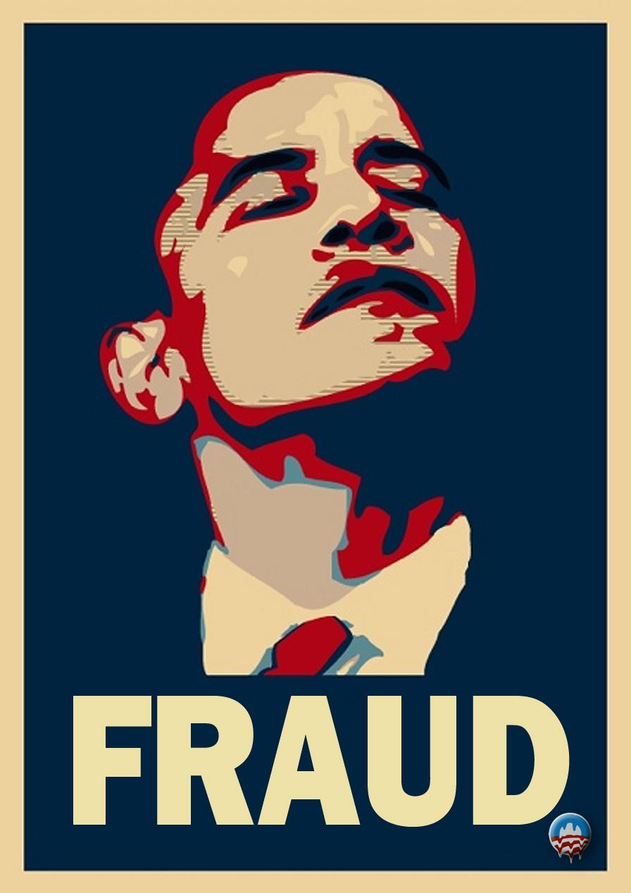 Obama the arrogant fraud