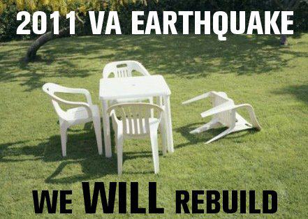 Virginia Earthquake 2011