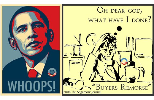 obama buyers remorse