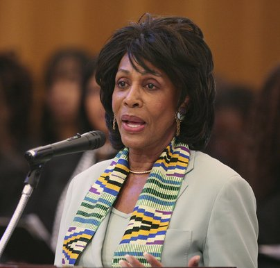 Maxine Waters Singer Maxine Waters Back in August