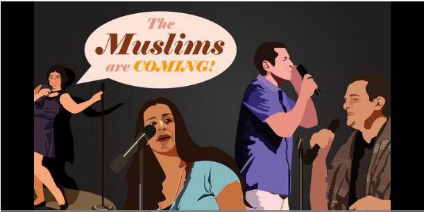 MuslimsAreComing