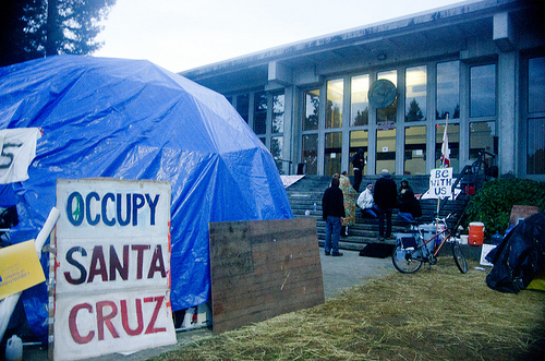 OccupySantaCruz