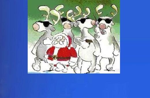 Reindeer Follies Feature