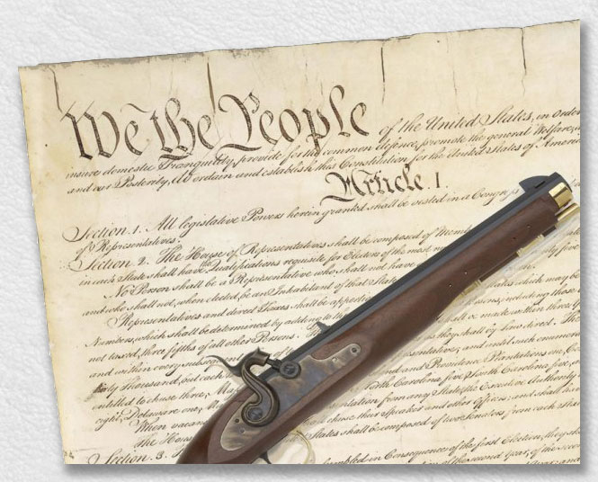 The Second Amendment of the Constitution of the United States of America.