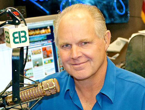 NFL Limbaugh Football