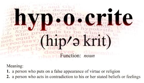 HypocriteDefinition