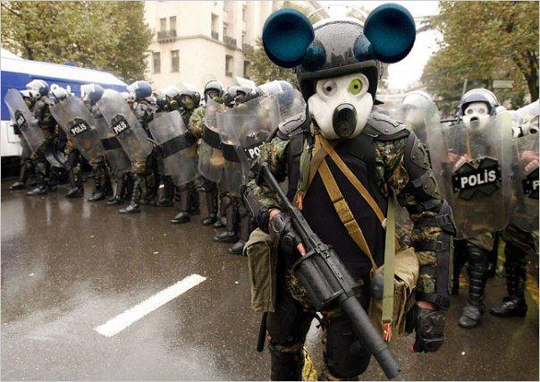 MickeyMousePoliceState