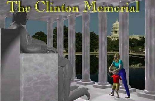 clinton_memorial