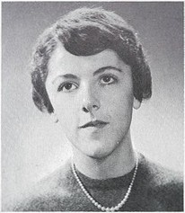 Stanley_Ann_Dunham_1960_Mercer_Island_High_School_yearbook