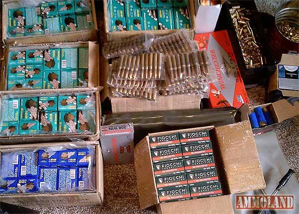 Ammunition-Hoarding