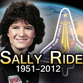Americas First Female Astronaut SALLY RIDE Attacked Posthumously.