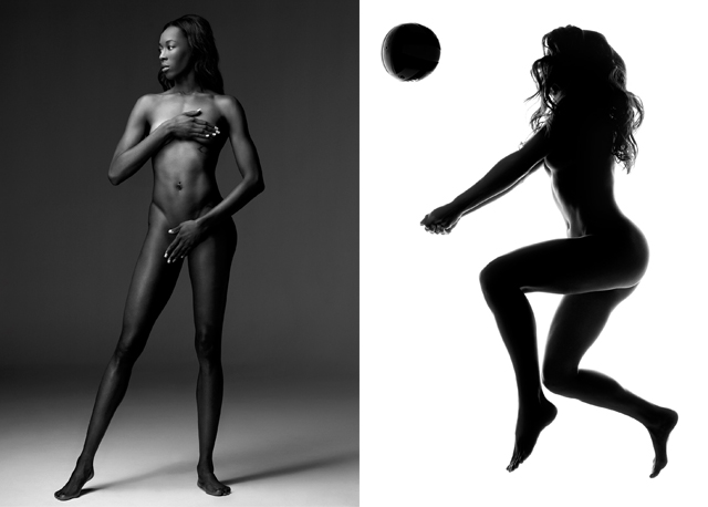 ESPN Body Issue 2012: Posing in Magazine Will Pay off for