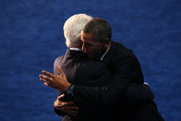 Obama-Clinton-Hug