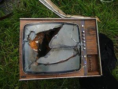 television_broken
