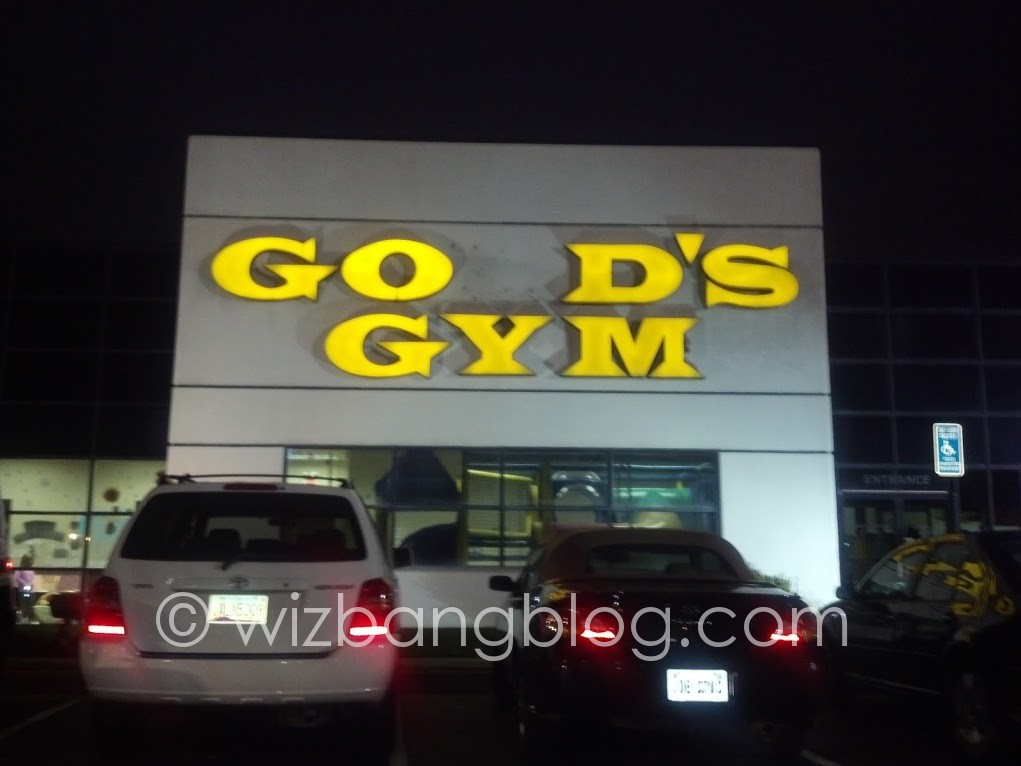 Gold's Gym Chantilly, Virginia