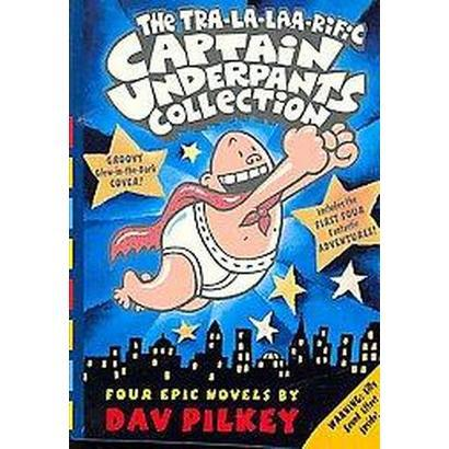 Captain Underpants Novels