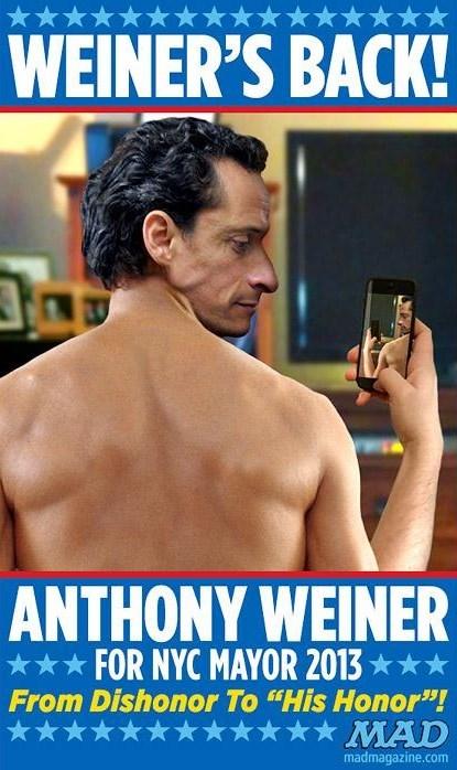Weiner - Mad magazine