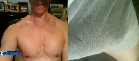 Anthony Weiner photo picture Twitter crotch chest foto