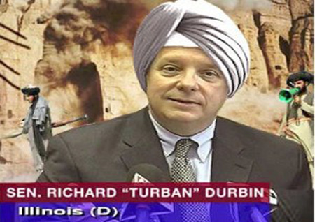 Dick Durbin -- Richard Turbin