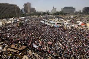 Arab Spring - Tahrir Square