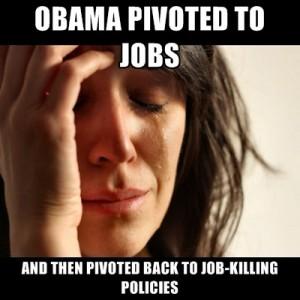 Obama Pivots