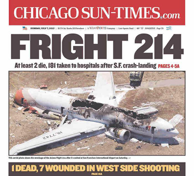 Sun-Times-Fright-214-Headline
