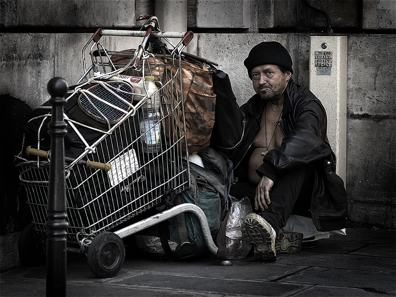 HomelessParis