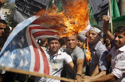 APTOPIX Mideast Israel Palestinians US Prophet Film