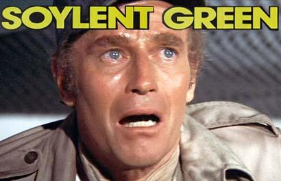 "The movie ""Soylent Green"", directed by Richard Fleischer, based"