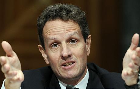 Geithner Profile