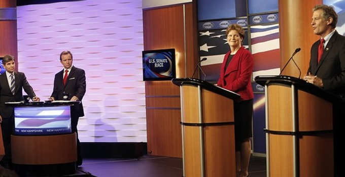 Brown-Shaheen Debate
