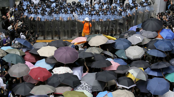Umbrella-Revolution