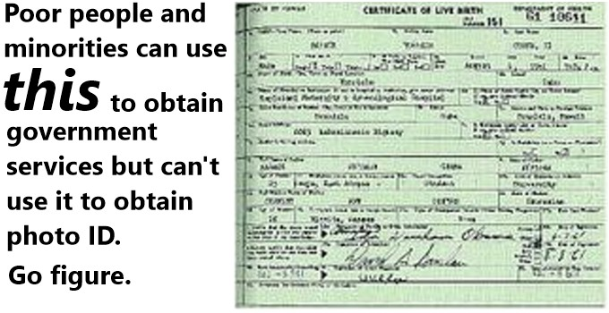 birth certificate brouhaha