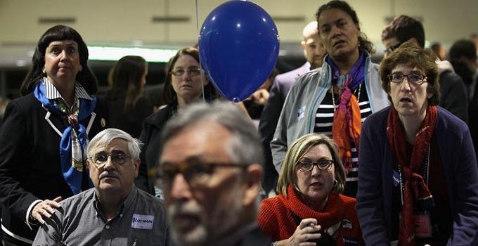 Democrats in Shock