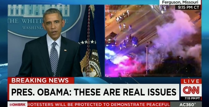 Obama-Ferguson