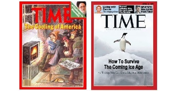 Time Global Cooling