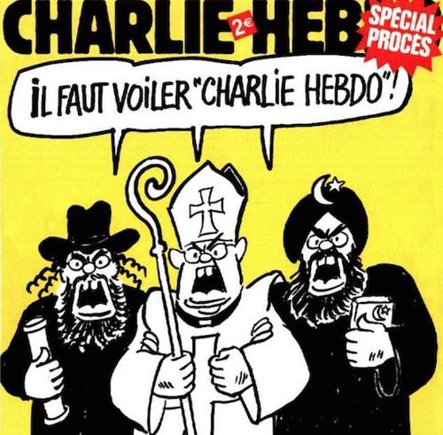 Charlie Hebdo critics