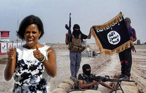 Michelle_Obama_ISIS