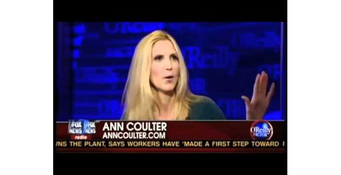 Ann Coulter on O'Reilly Factor