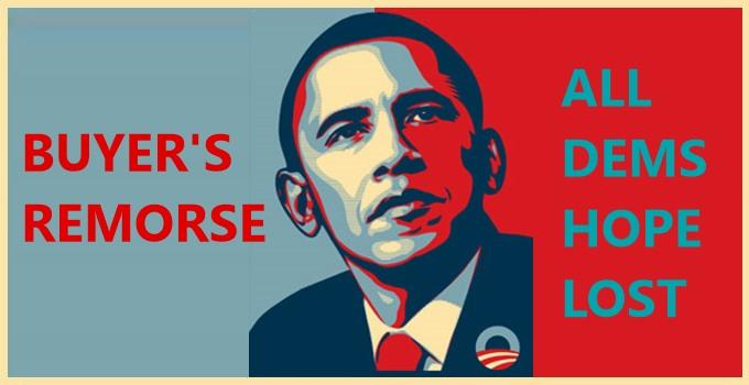Buyer's Remorse - Obama