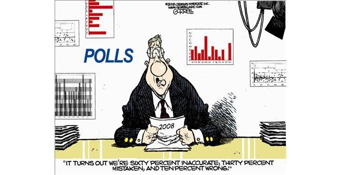 Pollster Predicament